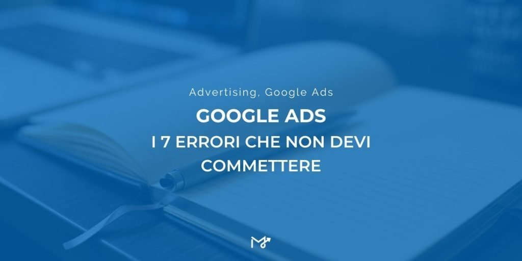Errori Google Ads