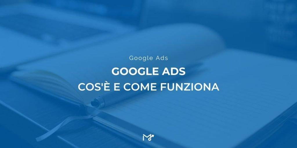 come funziona google ads